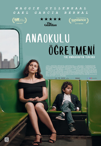 Anaokulu Öğretmeni - The Kindergarten Teacher (2018)