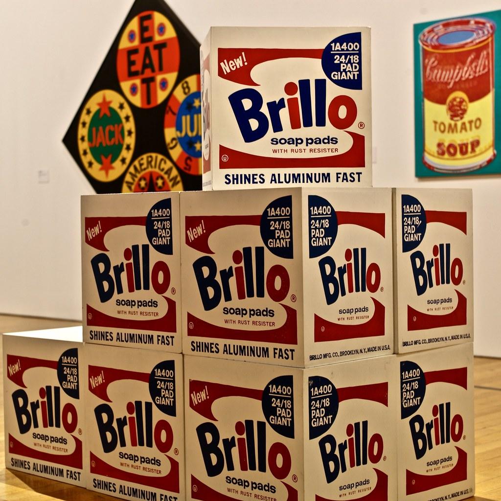 Brillo Box (1964-1968) - Andy Warhol (1928-1987) | Belem ...