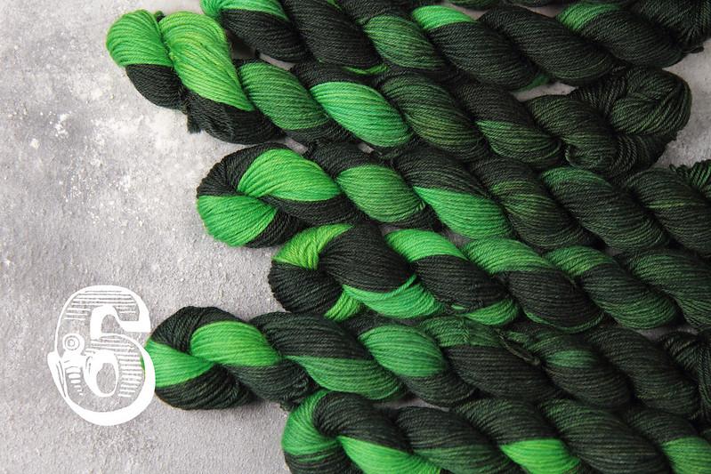 Day 6's yarn