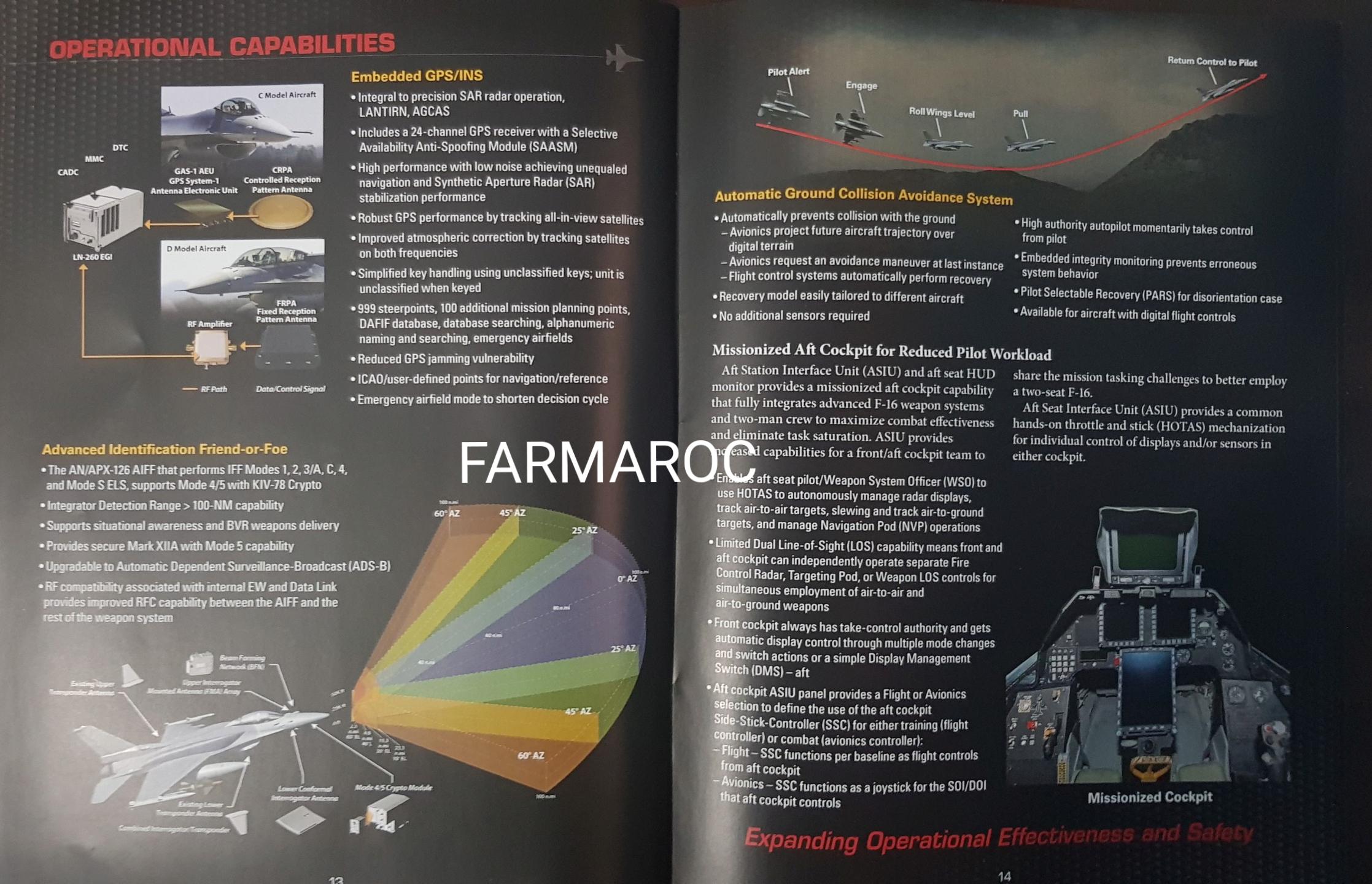 The Moroccan F-16V Viper / Block 72 program - Page 4 45630647401_3481a5b2e8_o