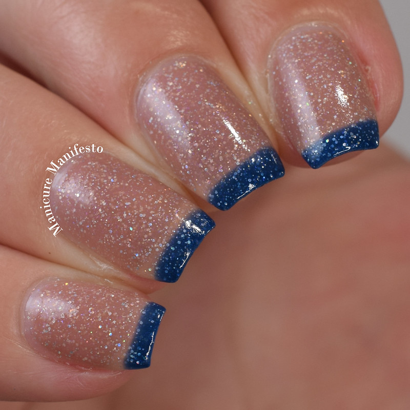 Illimite Blue Nude review