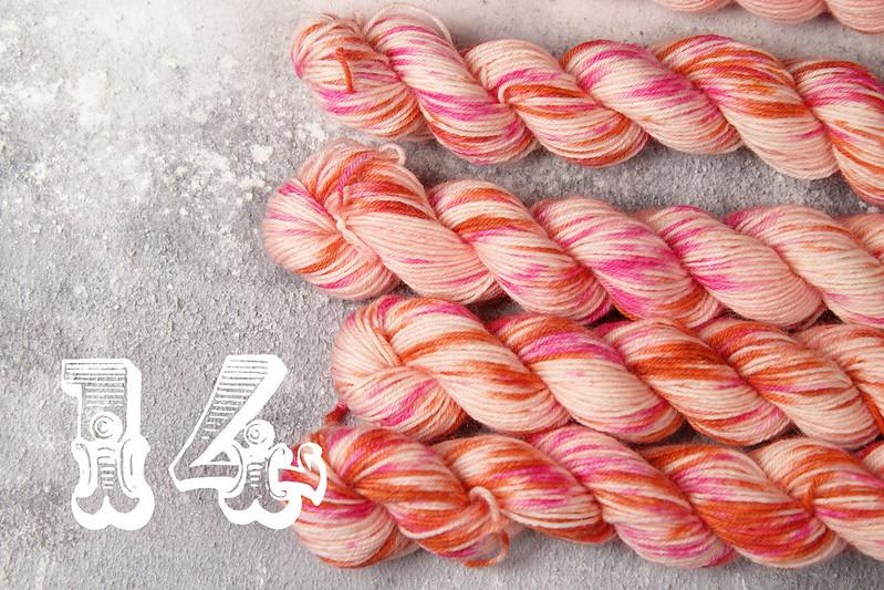 Day 14's yarn