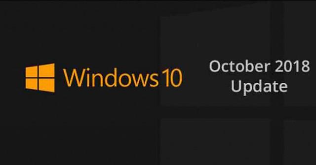 Windows 10 October 2018 Update tiene nuevos problemas con los archivos