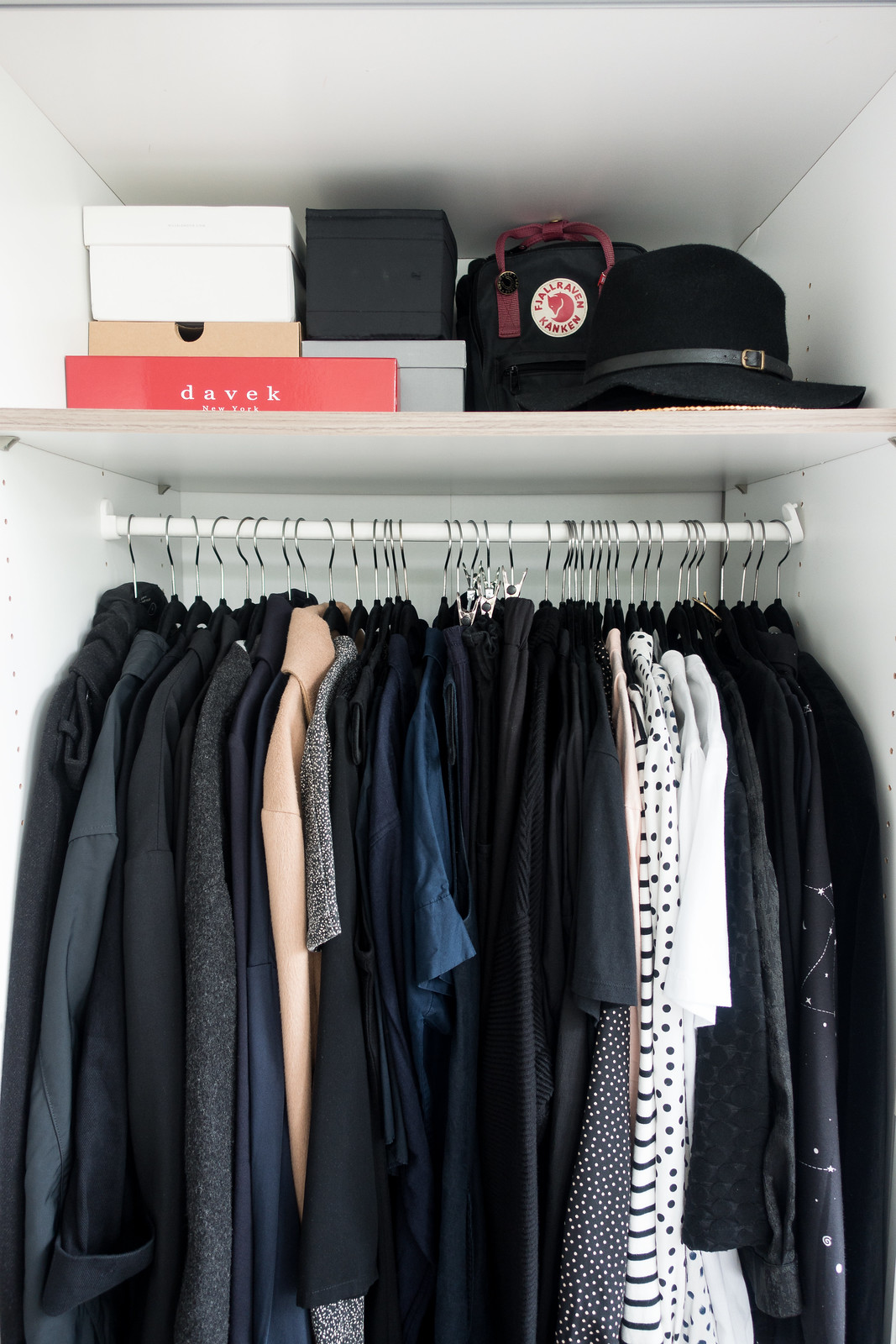 The 5-Step Method For Creating A Minimal Capsule Wardrobe