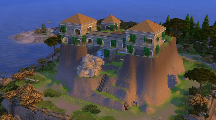 Herramientas de terreno para Los Sims 4, streaming oficial esta tarde