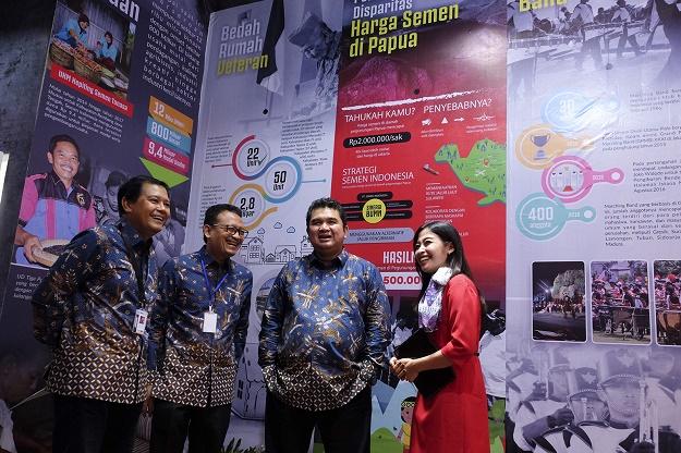 Semen Indonesia Dukung Kebijakan Pemerintah untuk Menggiatkan Ekspor