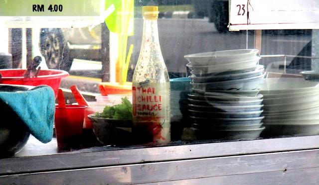 Thai chili sauce