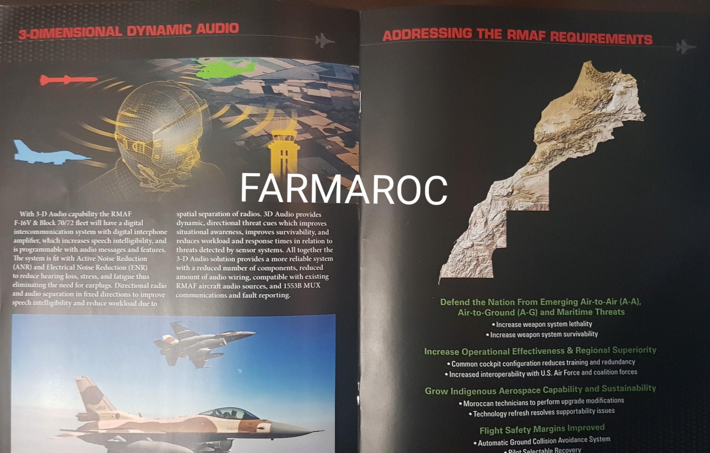 The Moroccan F-16V Viper / Block 72 program - Page 4 45580118062_74b2cdc46e_o