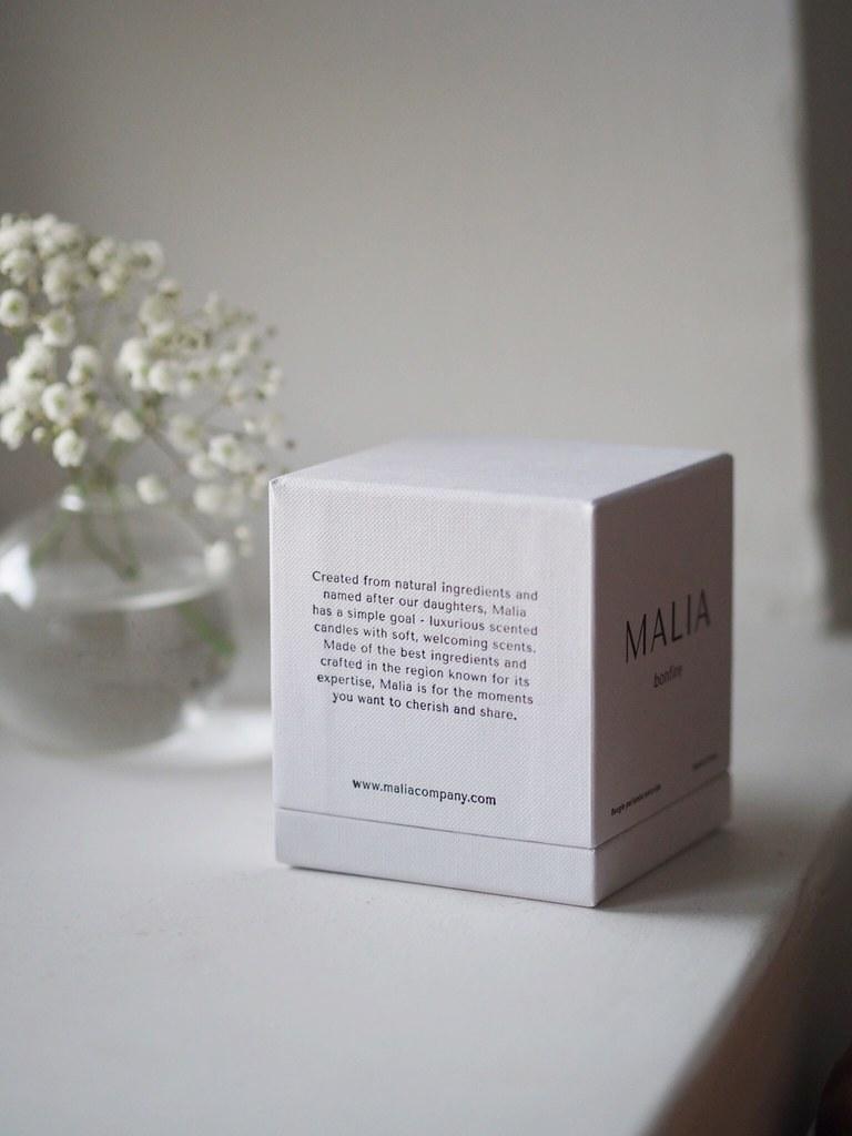 MALIA tuoksukynttilä