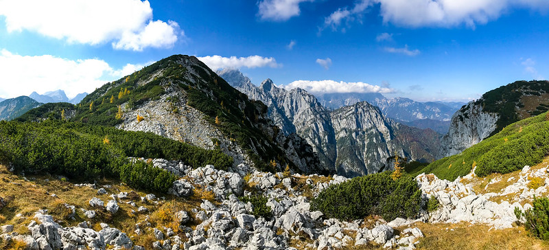 Slovenia mountainview