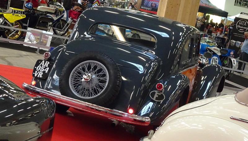 Delahaye type 135 MS 1938 carrossée Henri Chapron 44598625504_9c1d8e9217_c