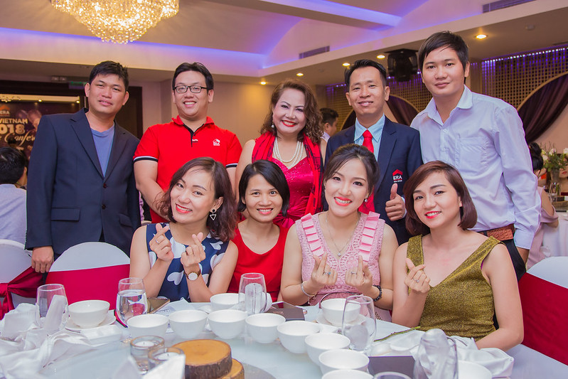 Thành viên team ERA Ability Vietnam
