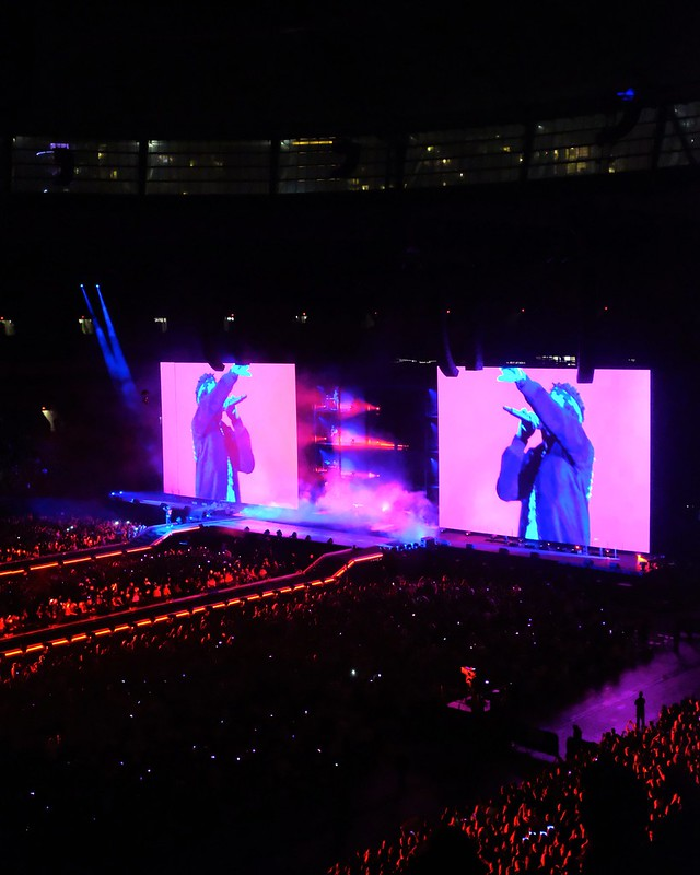 Jay-Z & Beyoncé | On the Run II Tour | BC Place Stadium, Vancouver