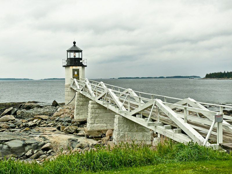 best places to visit in maine
