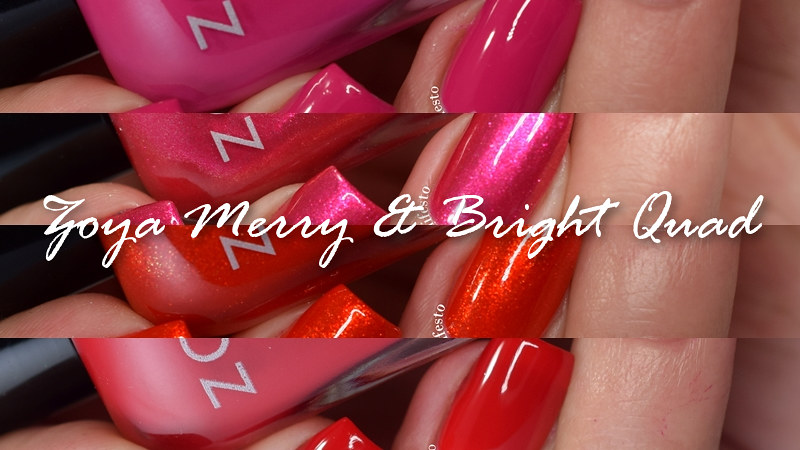Zoya Merry Bright Quad