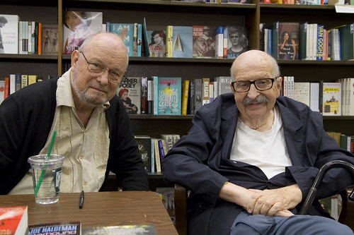 Joe Haldeman and Gene Wolfe
