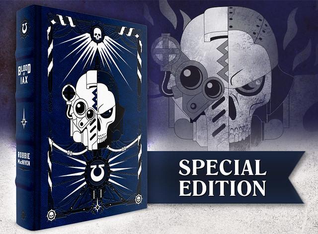 Робби Макнивен «Кровь Иакса», лимитированное издание | Blood of Iax by Robbie MacNiven, Special Edition