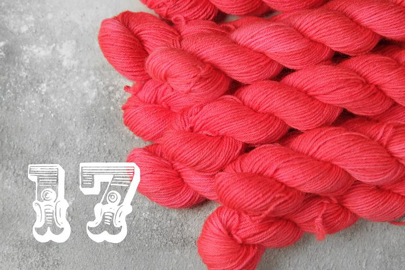 Day 17's yarn