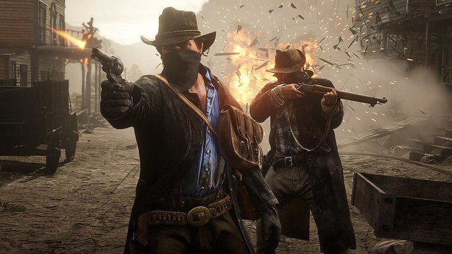 The Evil Avatar Red Dead Redemption II Review - Evil Avatar