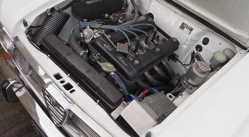 """Alfa Romeo Giulia 1600 Super 2.0 litres """"track days"""" Nielman 30336535337_d304025b5e"""