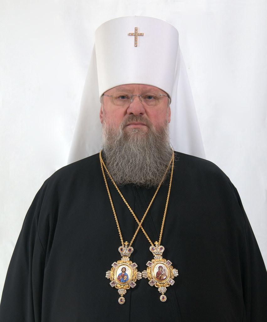 Митрополит Донецкий и Мариупольский Иларион
