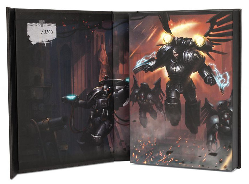 «Коракс: Повелитель теней» | Corax: Lord of Shadows (Limited Edition)