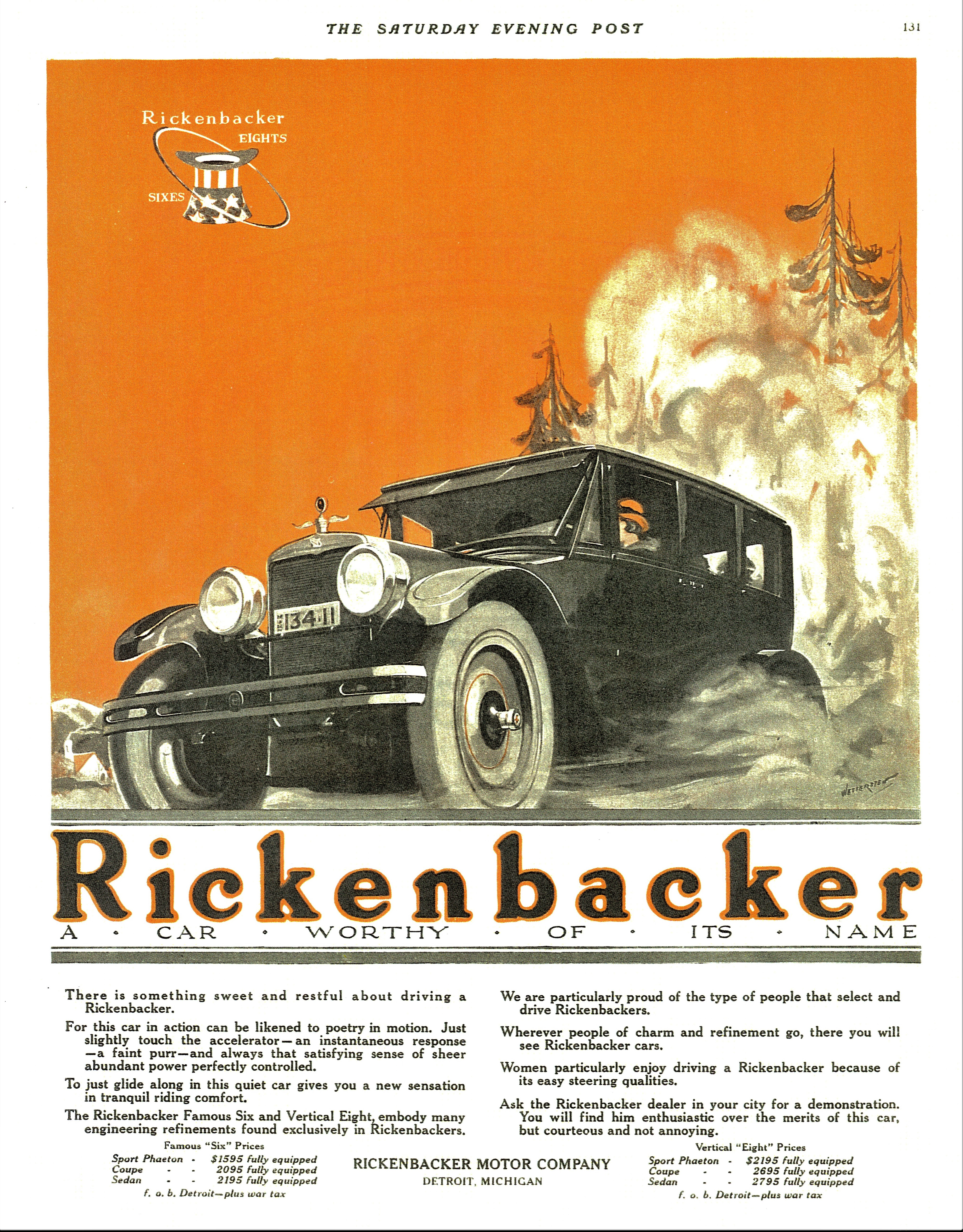 1925 Rickenbacker
