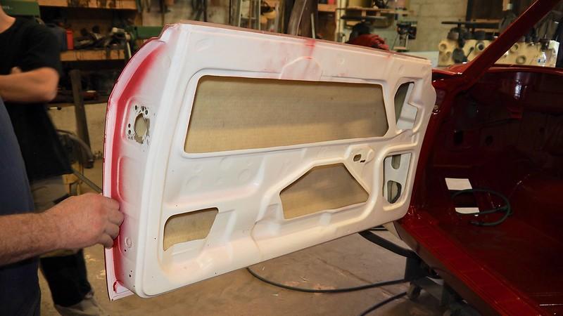 Alfa Romeo Giulia Sprint GTA Junior sur rôtissoire  30336874567_48a47c2e94_c