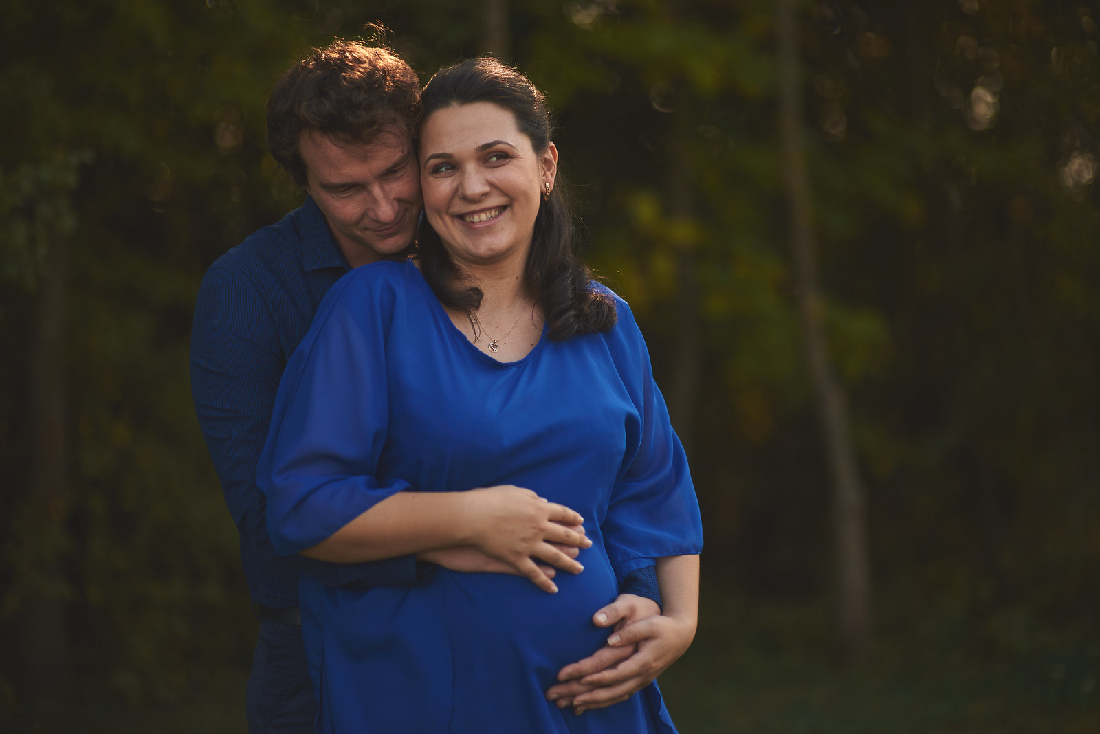 Maternity Photo, Couple, epspictures, Endless Purple Skies, Bucharest Photography
