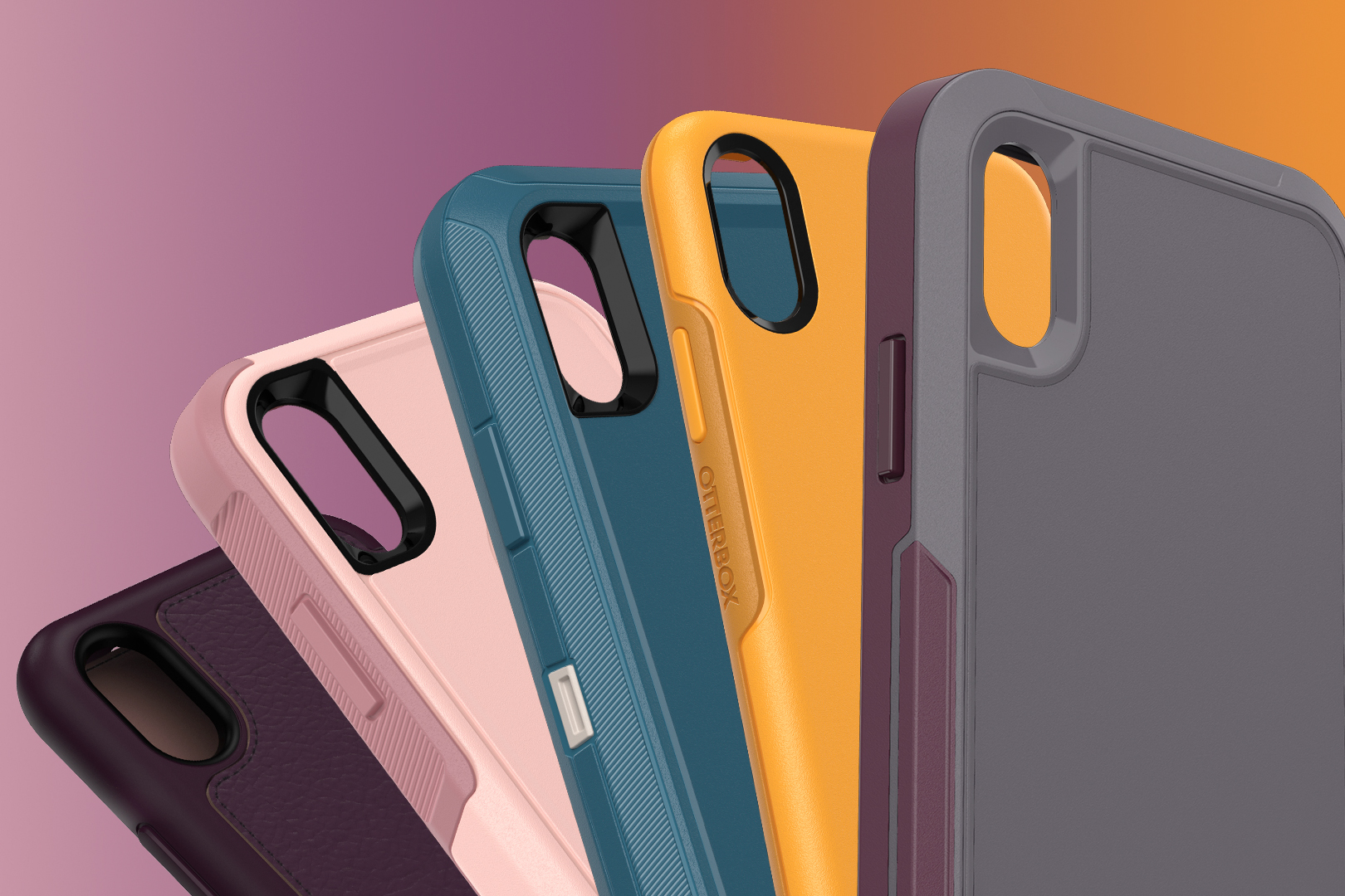 timeless design fb14e b5a44 New Arrival: OtterBox Cases for iPhone XR, iPhone Xs Max & iPhone Xs ...