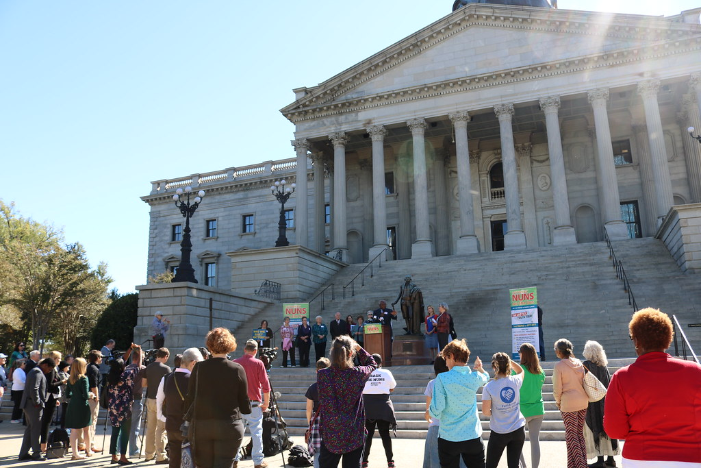 Slideshow: Columbia Roundtable and Rally