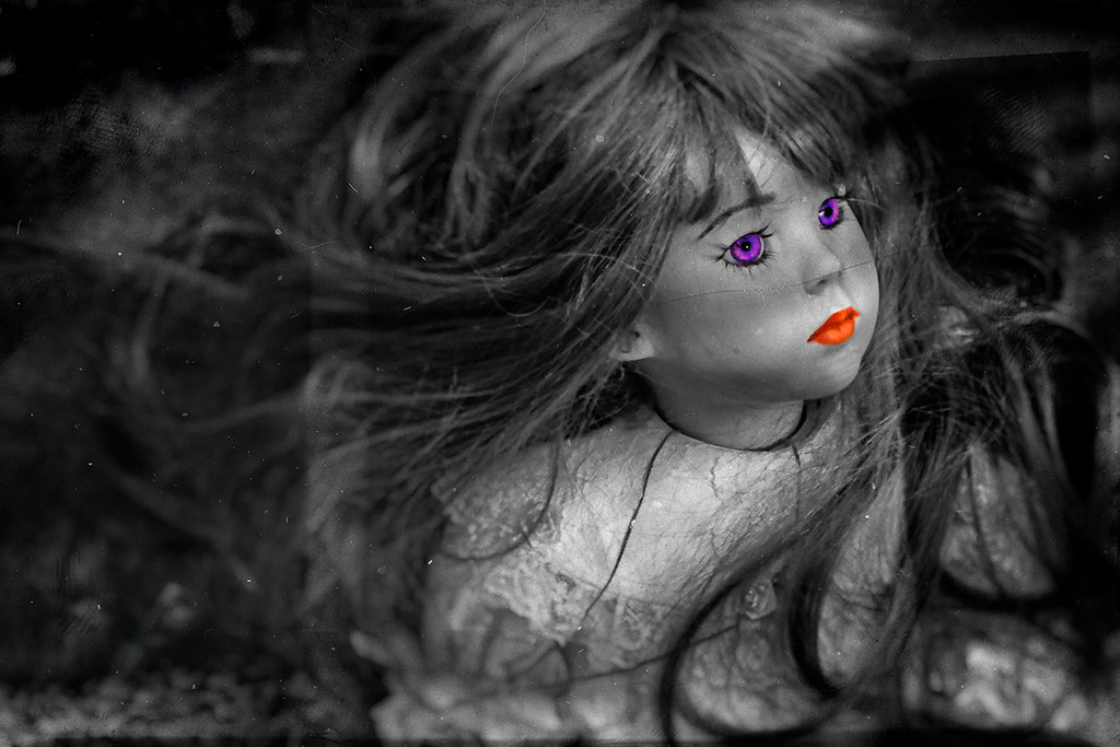 Vintage Doll