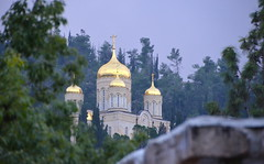 Gold domes of Muskovia by afagen
