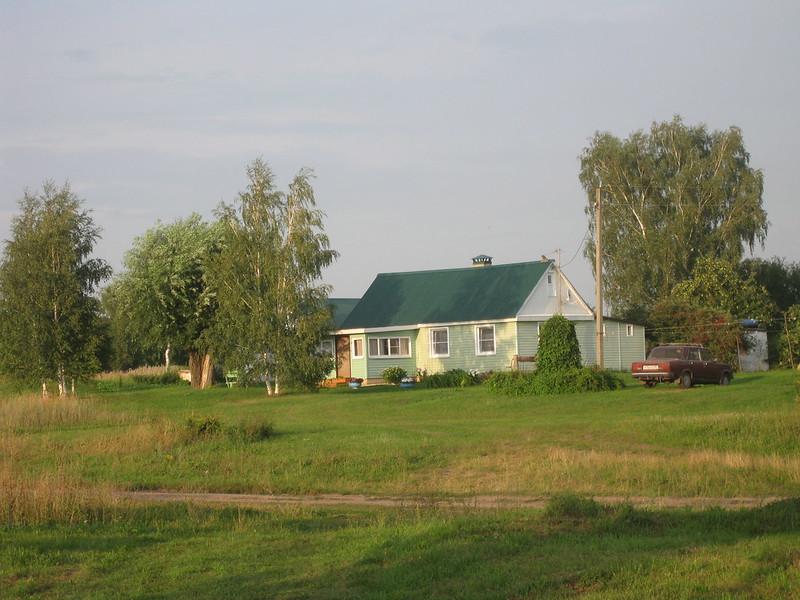 Дом Маркиных