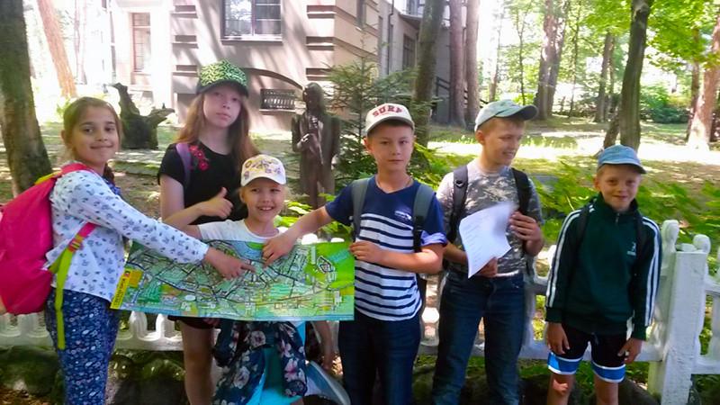 Языковой лагерь по изучению английского в Калининграде