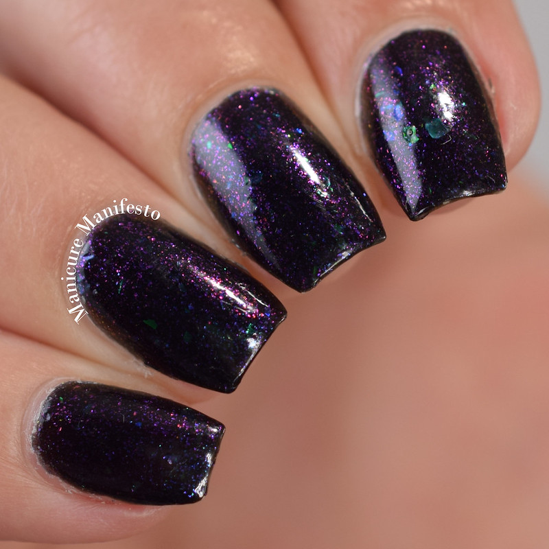 Quixotic Polish To The Moon And Back