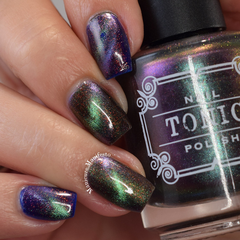Tonic Polish Xtravaganza swatch
