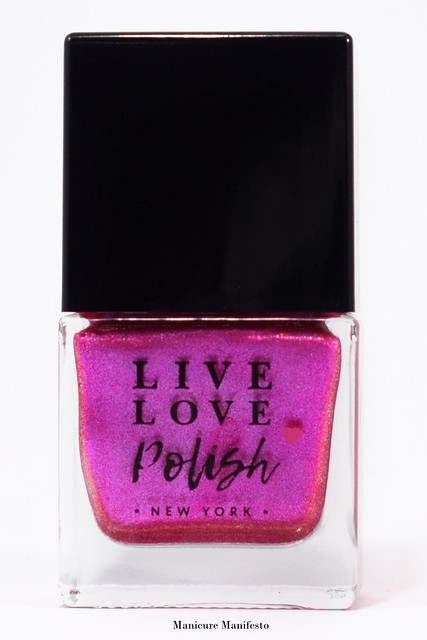 Live Love Polish Organza review