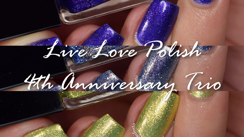 Live Love Polish Anniversary