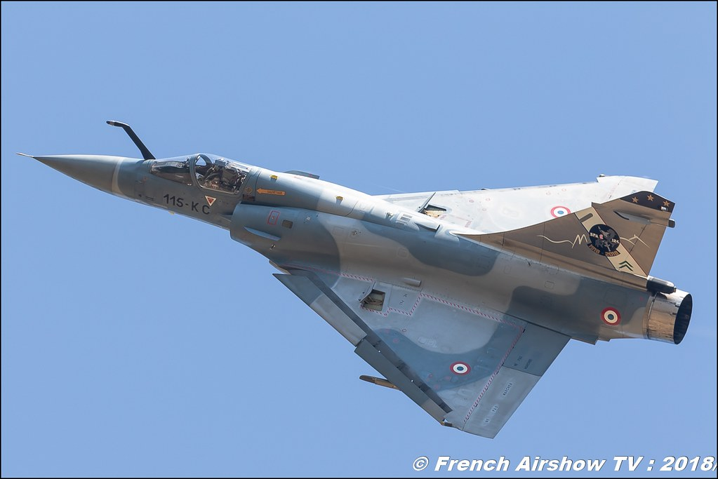 Mirage 2000 Police du ciel Meeting de l Air BA-133 Nancy Ochey 2018 FOSA Armee de l Air Canon Sigma France contemporary lens Meeting Aerien 2018