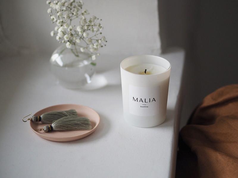 MALIA ekologinen tuoksukynttilä