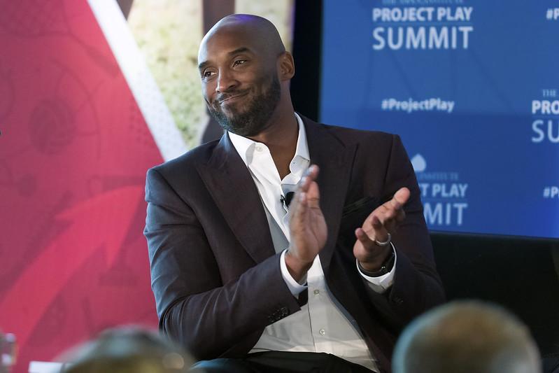 FIBA找來Kobe Bryant擔任世界盃大使。(達志影像資料照)