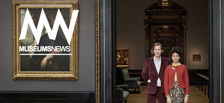 Wes Anderson curates Vienna's Art History Museum
