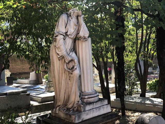 Cementerio británico de Carabanchel (Madrid)