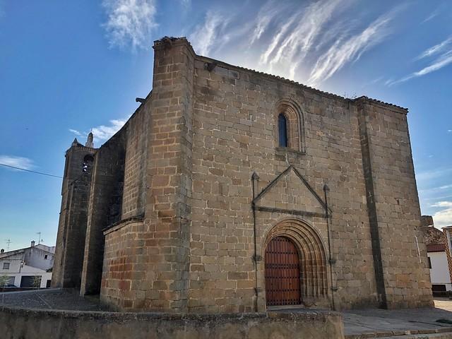 Ermita en Ceclavín (Cáceres, Extremadura)