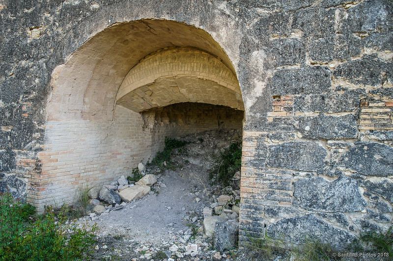 Forn de Calç de Can Castellví
