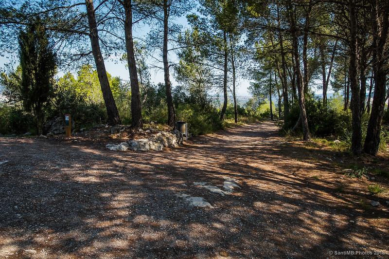Cruce cerca del Pla dels Albats