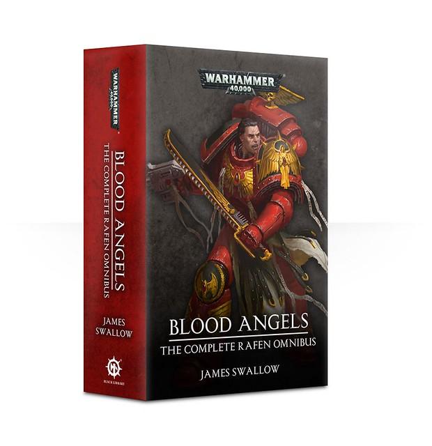 «Кровавые Ангелы: Полный омнибус о Рафене» (Blood Angels: The Complete Rafen Omnibus)