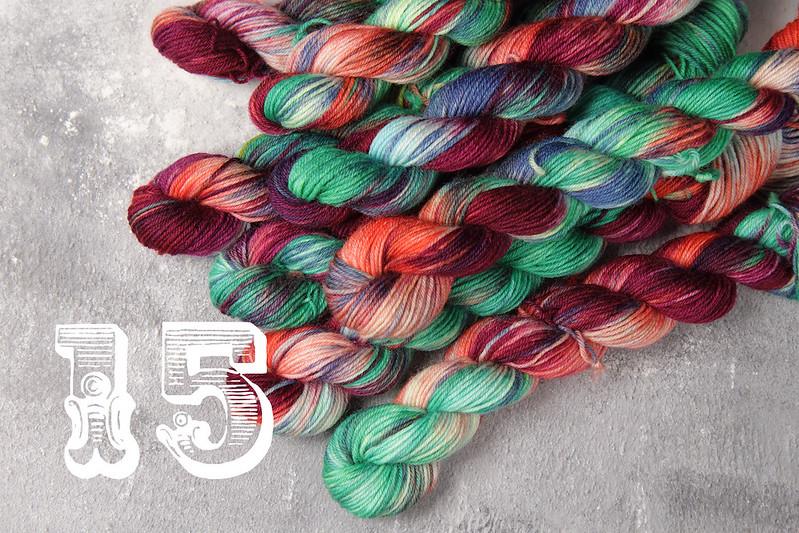 Day 15's yarn