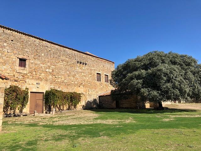 Palacio de Sotofermoso en Abadía (Cáceres)